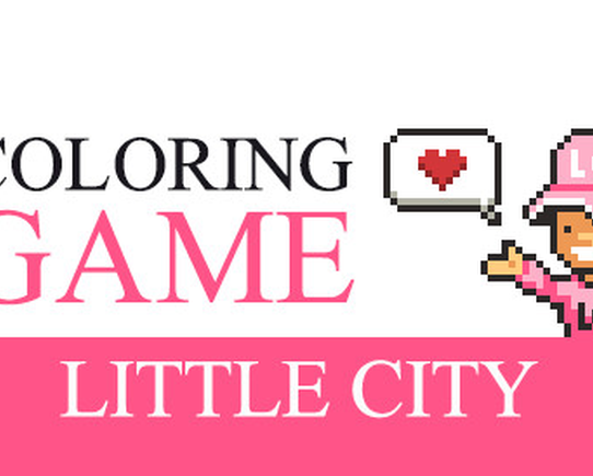 Coloring Game: Little City [Game Review]